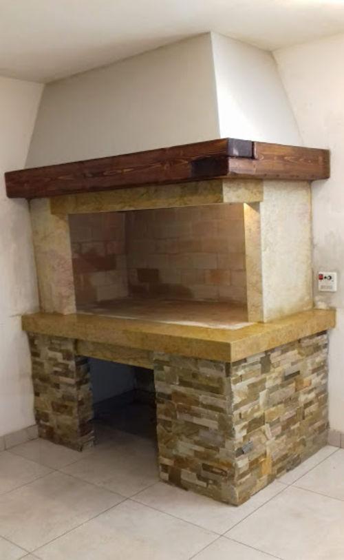 Caminetti Rustici e da cottura - Mapa Caminetti